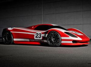 Porsche 917 Concept Celebrates 50th Anniversary