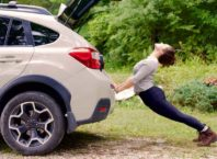 The Stretches To Do When You Drive