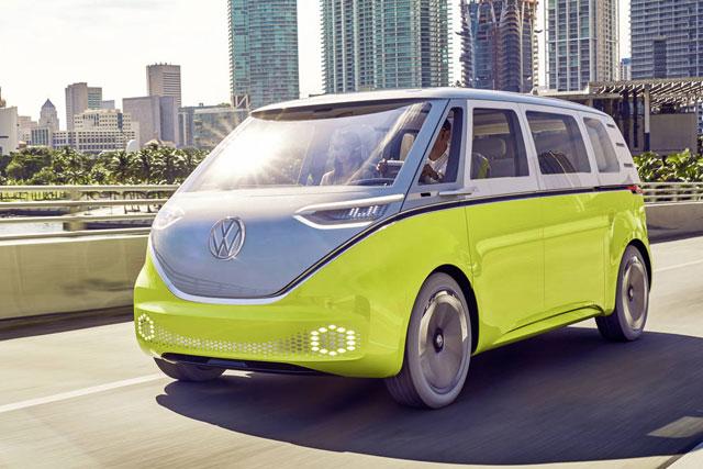 Volkswagen Buzz ID