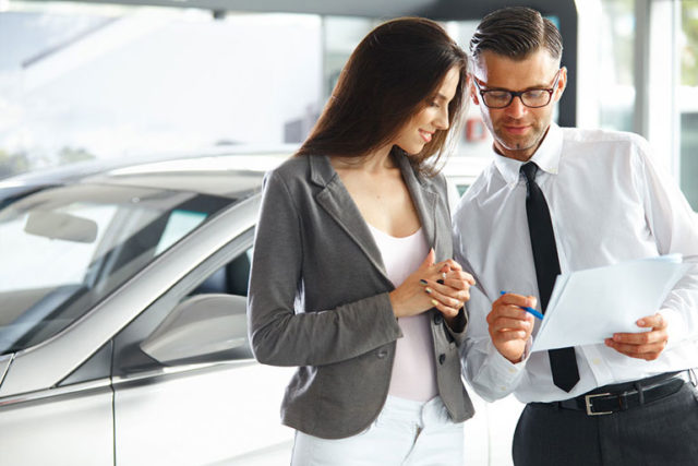 3 Tips for Buying a New Car