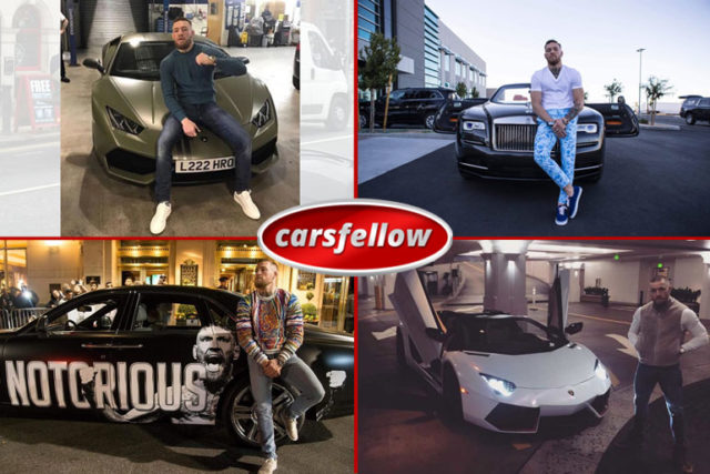 Conor McGregor's Impressive Car Collection