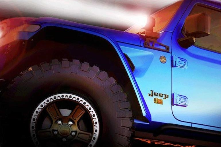 Easter Jeep Safari Concept