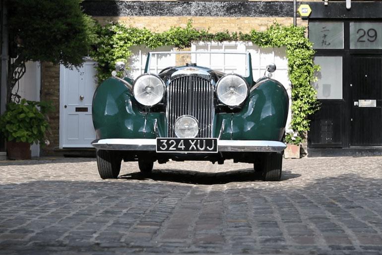 Jay Leno 1939 Lagonda V12