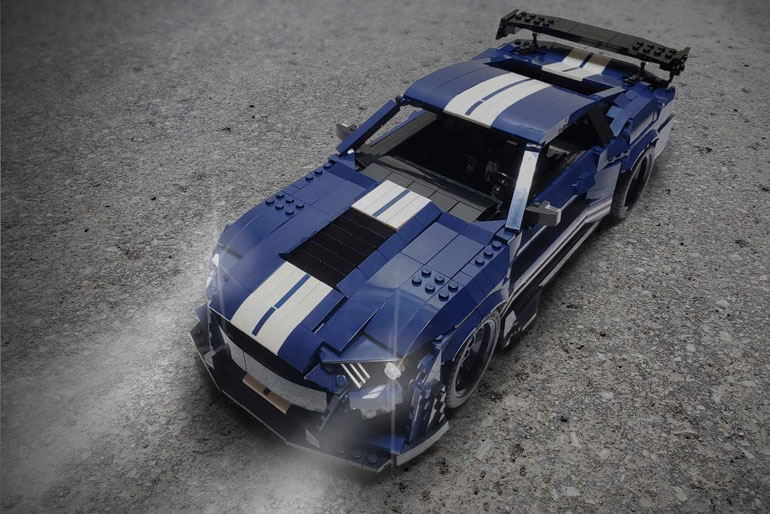 Lego 2020 Shelby GT500