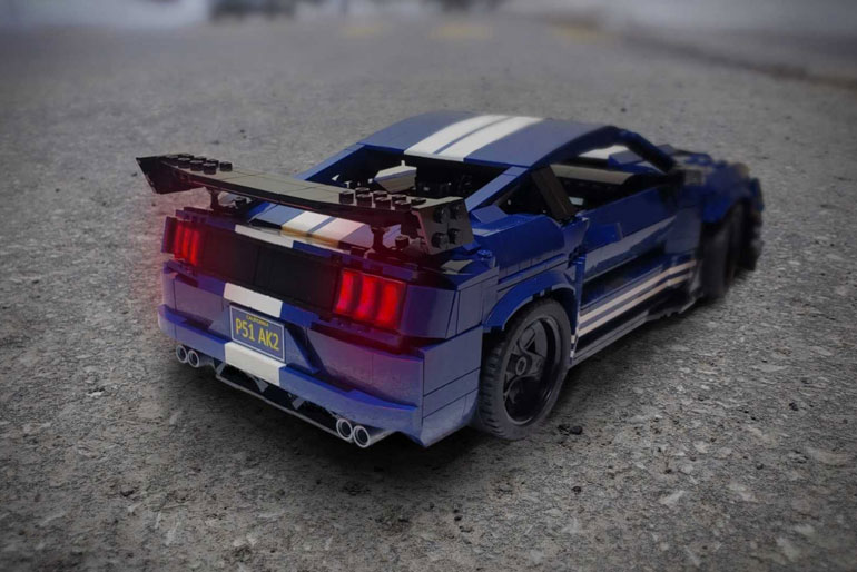 Lego Shelby GT500