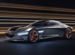 New Genesis Electric Concept Coming To New York Auto Show