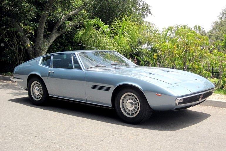 1969 Maserati Ghibli 4.7