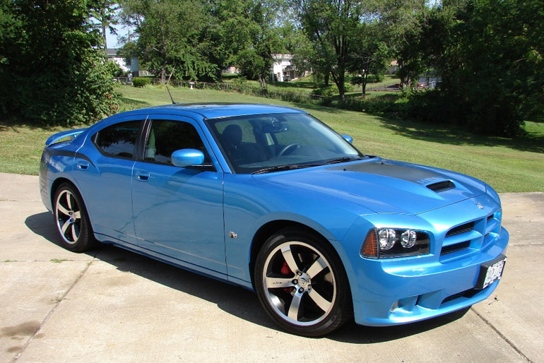 2008 Charger SRT8