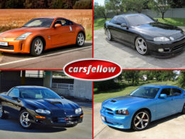 26 Fastest Cars Under $10k