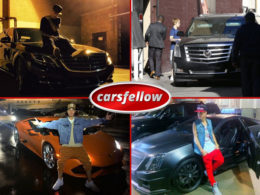 Justin Bieber Car Collection