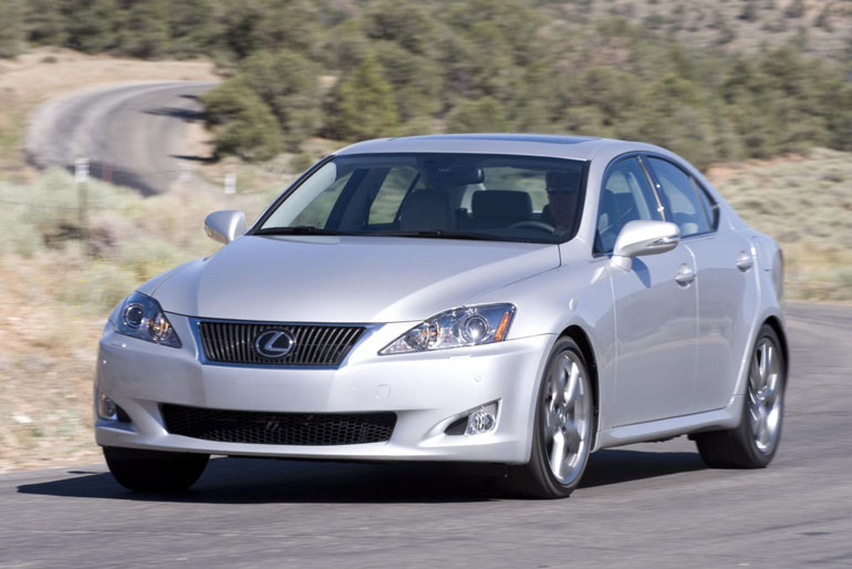 Lexus IS 350 C