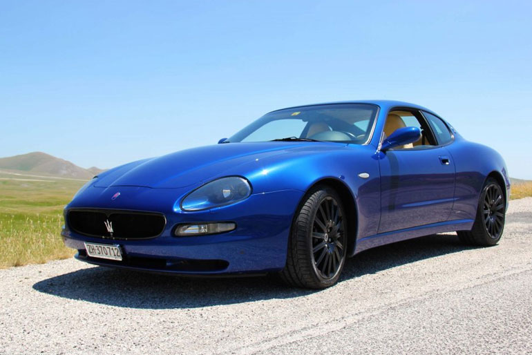 Maserati GT Cambiocorsa