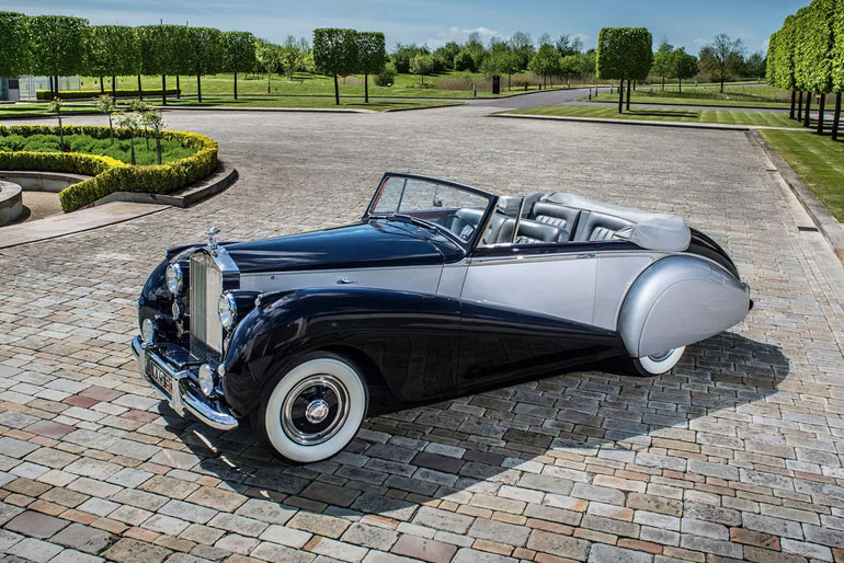Rolls-Royce Dawn Drophead