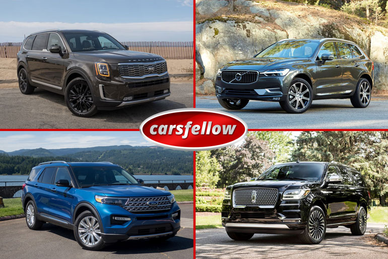 Best Family Cars 2020 Best Family Cars and SUVs for 2019 2020   Cars Fellow