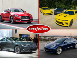 Fastest Cars Under 50K