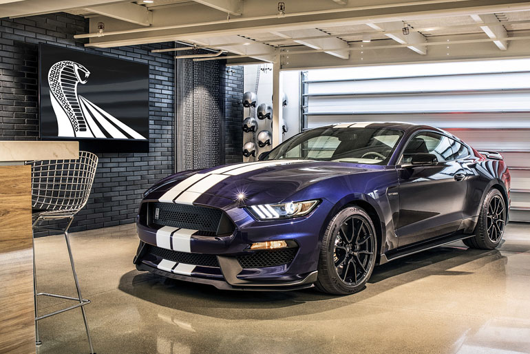 2019 Ford Shelby GT350R