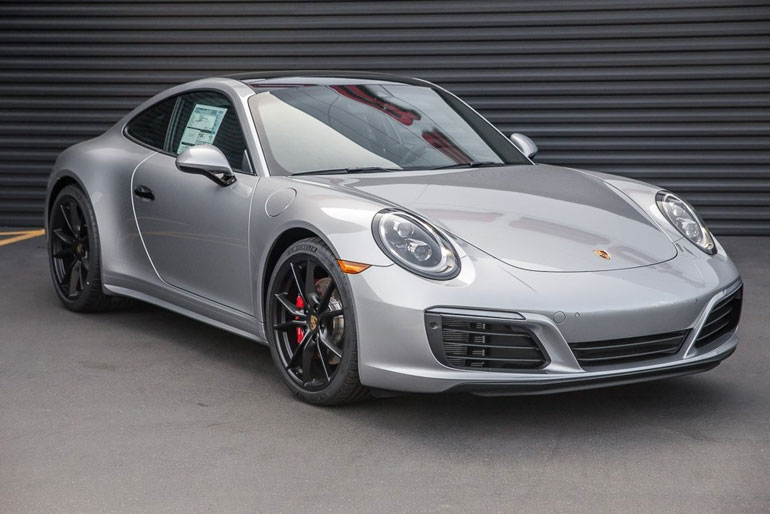2019 Porsche 911 Carrera 4 AWD Coupe