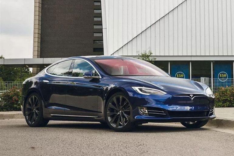 2019 Tesla Model S P100D