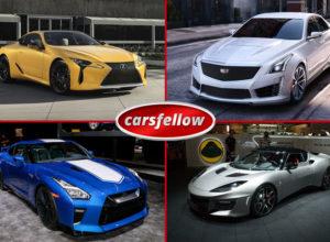 Fastest Cars Under $100K