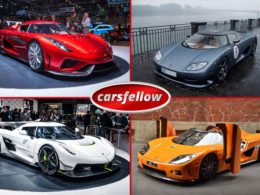 Top Koenigsegg Car Models of All-Time (Updated: 2021)