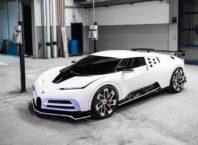 2020 Bugatti Centodieci Outsmarts the Stunning EB110