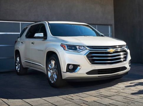 2020 Chevrolet Traverse Review