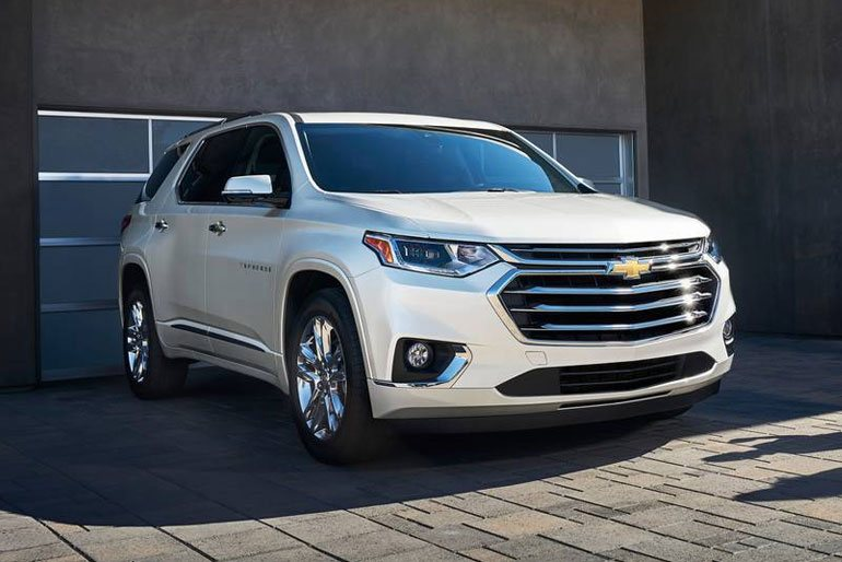 2020 Chevrolet Traverse Review - Pros and Cons - Cars Fellow