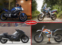 Automatic Motorcycles