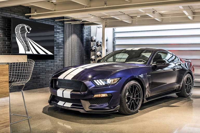 2019 Ford Shelby GT350R Exterior