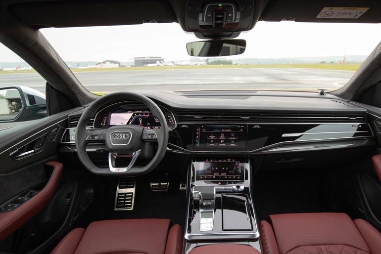 2020 Audi SQ8 TDI Technology
