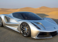 2020 Lotus Evija