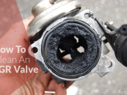 How to Clean an EGR Valve