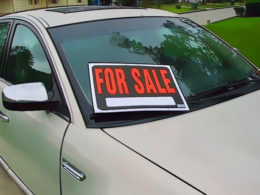 10 Tips for Selling a Used Car Online