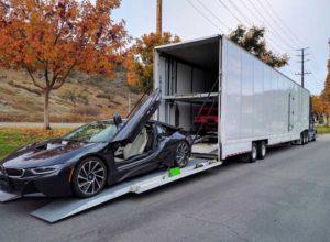 What is Convenient Door-To-Door Car Transporting