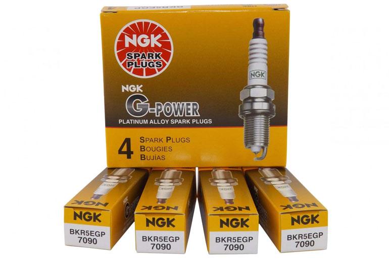 NGK 7090 BKR5EGP G-Power