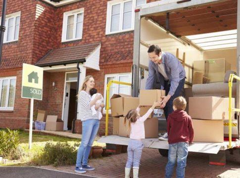 Van Rentals For A DIY Move
