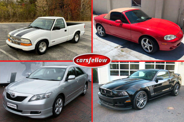 10 Best Used Cars Under $3000