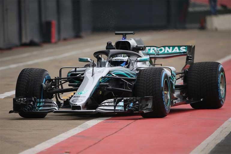 Nico Rosberg New Mercedes