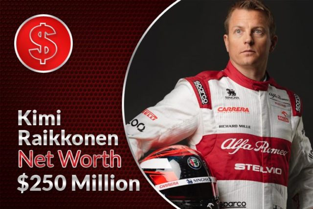 Kimi Raikkonen Net Worth 2021 – Biography, Wiki, Career & Facts