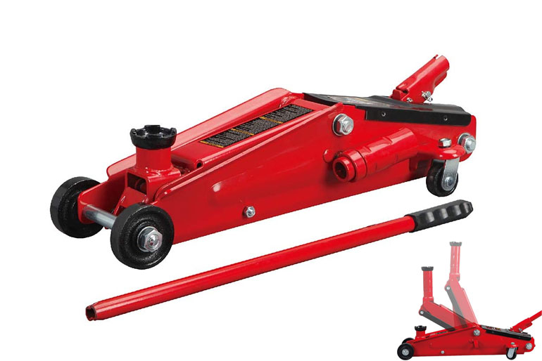 Torin Big Red Hydraulic Trolley