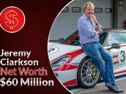 Jeremy Clarkson Net Worth 2021 – Biography, Wiki, Career & Facts