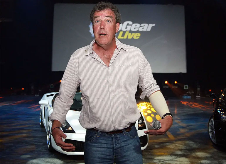 Jeremy Clarkson Professional life