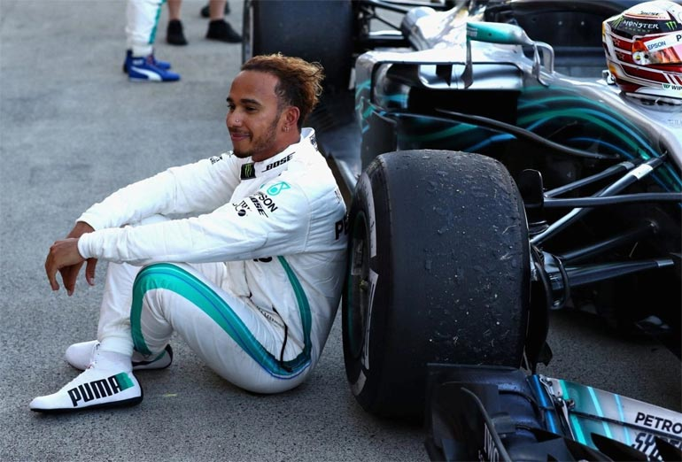 Lewis Hamilton Career