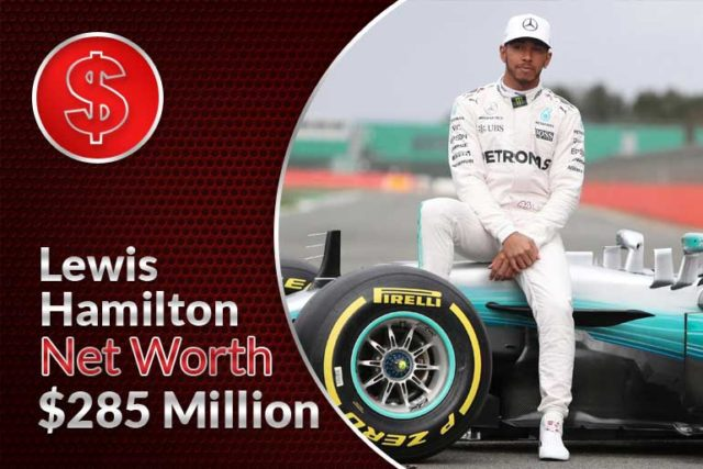 Lewis Hamilton Net Worth 2020 – Biography, Wiki, Career & Facts
