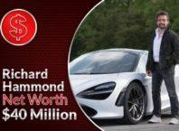 Richard Hammond Net Worth – $40 Million