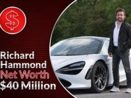 Richard Hammond Net Worth 2021 – Biography, Wiki, Career & Facts