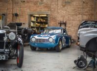 Setting Up A Classic Car Restoration Workshop