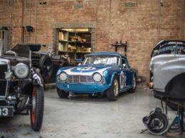 Setting Up A Classic Car Restoration Workshop