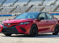 2020 Toyota Camry TRD is a Reasonably Priced Sports Sedan