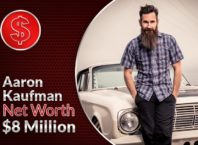 Aaron Kaufman Net Worth 2020 – Biography, Wiki, Career & Facts